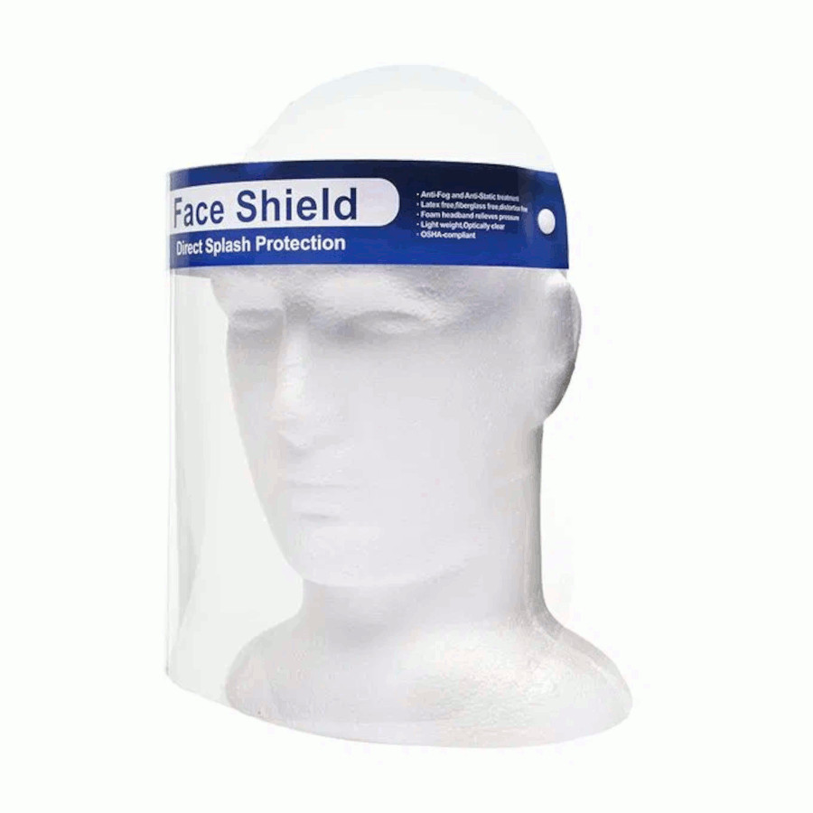 Faceshield - disposable mask